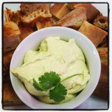 Avocado & Sweet Chilli Dip