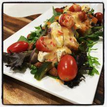 Sweet Potato & Zucchini Salad