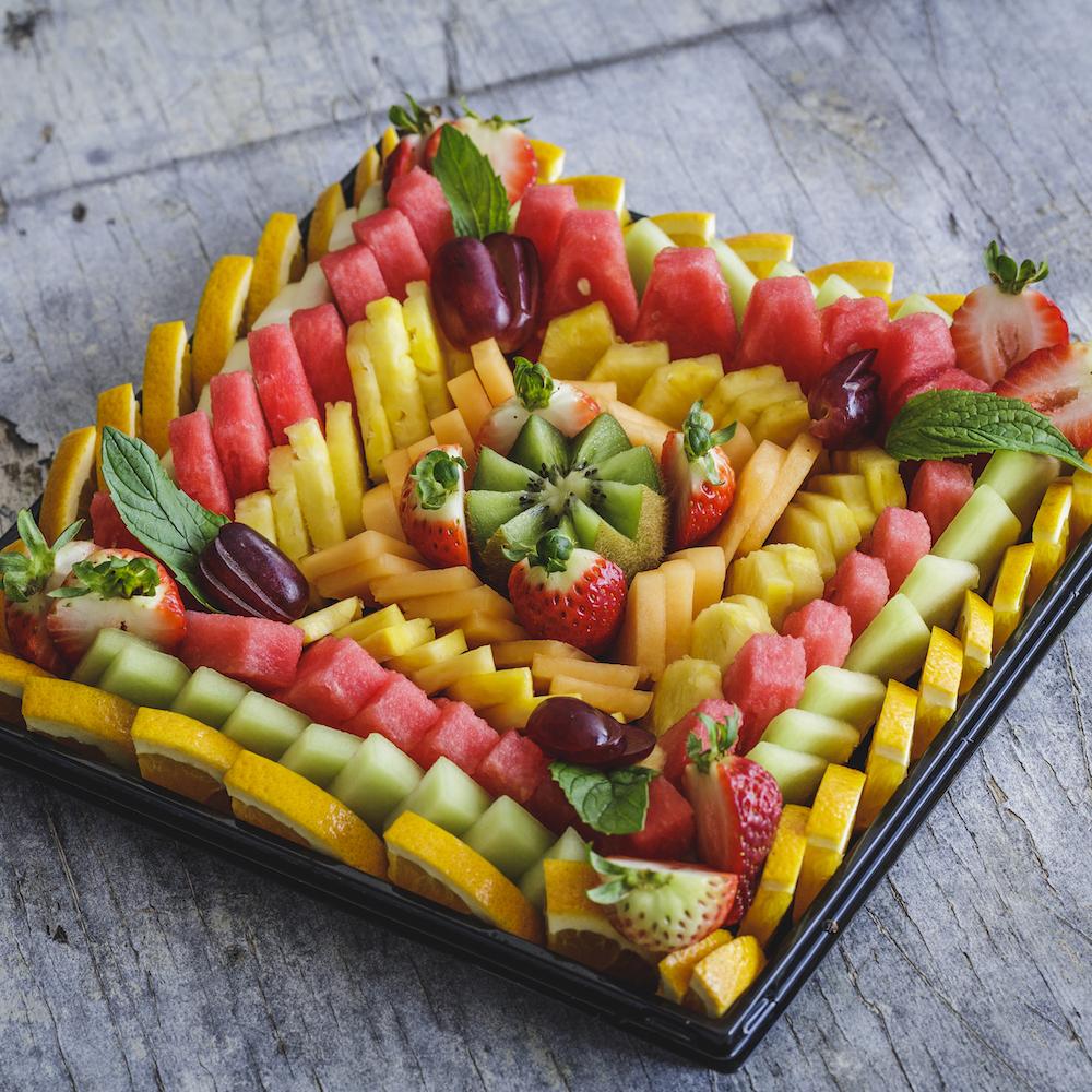 fruit platter large bunbury farmers market